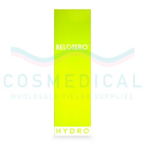 BELOTERO® HYDRO 18mg/ml 1-1ml prefilled syringe
