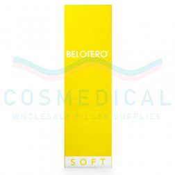 BELOTERO® SOFT 20mg/ml 1-1ml prefilled syringe