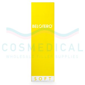 BELOTERO® SOFT 20mg/ml 1-1ml prefilled syringe