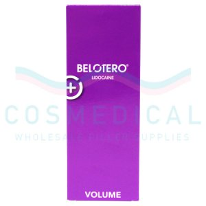 BELOTERO® VOLUME w/ Lidocaine 26mg/ml, 3mg/ml 2-1ml prefilled syringes