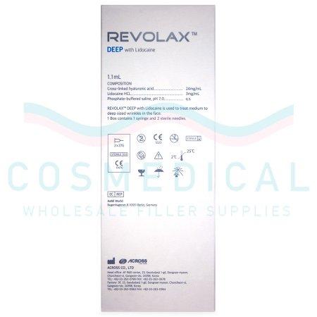 REVOLAX™ DEEP with Lidocaine