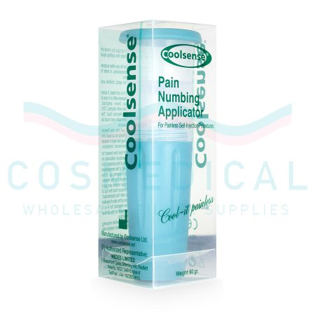 COOLSENSE® PAIN NUMBING APPLICATOR