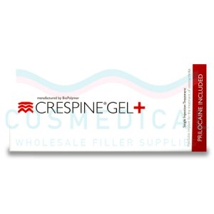 CRESPINE® GEL PLUS 14mg/ml, 3mg/ml 1-2ml prefilled syringe