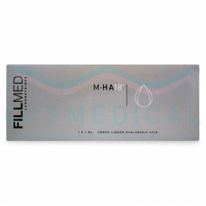 FILLMED® M-HA 18 18mg/ml 1-1ml prefilled syringe