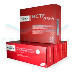 FILORGA NCTF 135 HA® MESO KIT NEEDLING 1mm  10-3ml vials