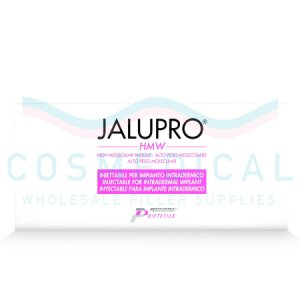 JALUPRO® HMW 20mg/ml, 80mg/ml 1-1.5ml syringe + 1-1ml bottle
