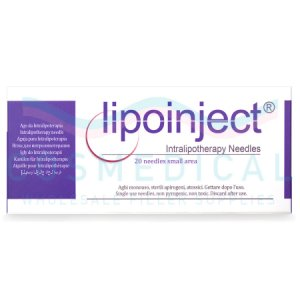 LIPOINJECT® SMALL AREA  20-25G 70mm needles