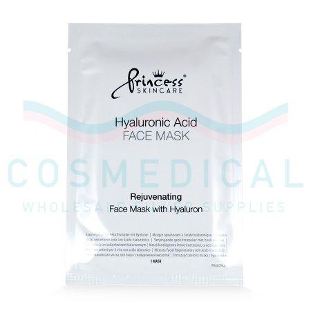 PRINCESS® SKINCARE HYALURONIC ACID MASK