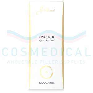 PRINCESS® VOLUME with Lidocaine 23mg/ml, 3mg/ml 1-1ml prefilled syringe
