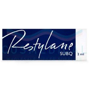 RESTYLANE® SUBQ™ 20mg/ml 1-2ml prefilled syringe