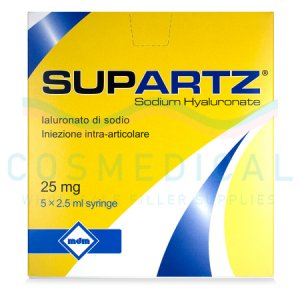 SUPARTZ® Italian 10mg/ml 5-2.5ml prefilled syringes