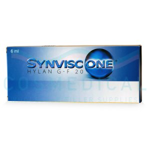SYNVISC ONE® 8mg/ml 1-6ml prefilled syringe
