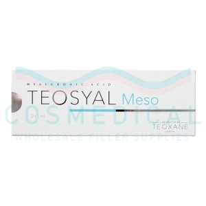TEOSYAL® MESO 15mg/ml 2-1ml prefilled syringes