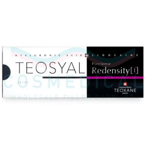 TEOSYAL® PURESENSE REDENSITY I 2x1ml 15mg/ml, 3mg/ml 2-1ml syringes