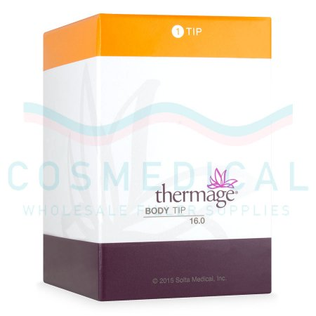 THERMAGE® 16.0cm² BODY TIP 500 REP
