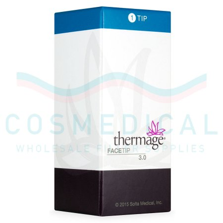 THERMAGE® 3.0cm² FACE TIP C1 400 REP