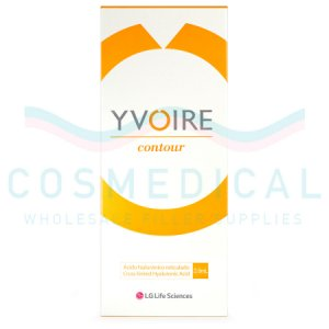 YVOIRE® CONTOUR 22mg/ml 1-2ml prefilled syringe