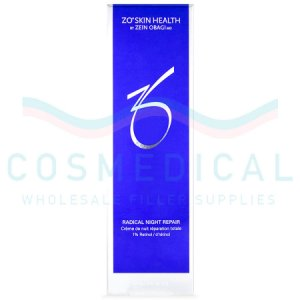 ZO® RADICAL NIGHT REPAIR 1-60ml pump dispenser tube